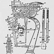 Matzeliger's Lasting Machine Art Print