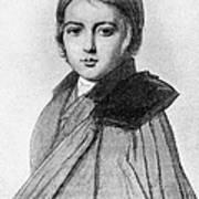 Maurice Sand (1823-1889) Art Print