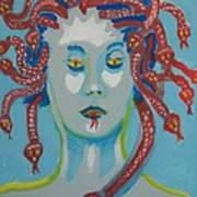 Med 2 Art Print by Jay Manne-Crusoe