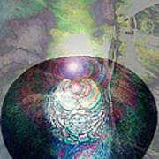 Medicine Bowl Art Print