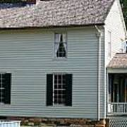 Meeks Store Appomattox Court House Virginia Art Print by Teresa Mucha