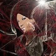 Melanie Amaro Art Print