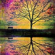 Memory Over Water Art Print