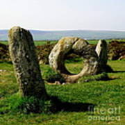 Men An Tol Art Print