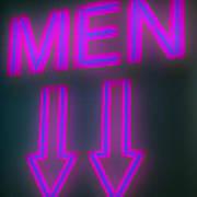 Men Art Print by Richard Piper