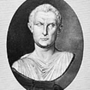 Menander (343-291 B.c.) Art Print by Granger