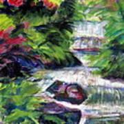 Merry Waters Art Print