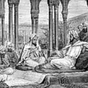Mesue The Elder, Persian Physician Art Print