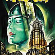 Metropolis Poster Art Print