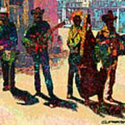 Mexican Conjunto II Art Print