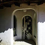 Mexican Door 14 Art Print