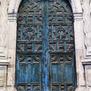 Mexican Door 6 Art Print