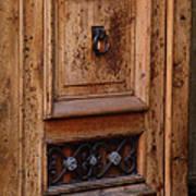 Mexican Door Decor 5  Art Print