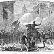 Mexican War: Monterrey Art Print by Granger