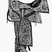 Mexico: Saddle, 1882 Art Print