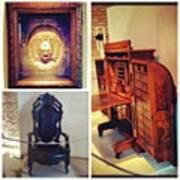 Mi Visita Al Museo Del Bicentenario!! Art Print