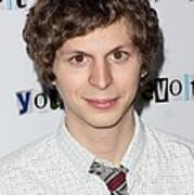 Michael Cera At Arrivals For Youth In Art Print