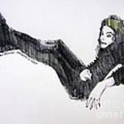 Michael Jackson - Turn It On Art Print