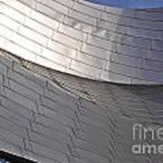 Millennium Park Amphitheater Art Print
