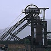 Mining History Art Print