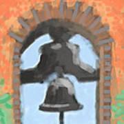 Mission Bell Art Print