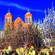 Mission In Silver City Nm Art Print