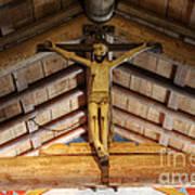Mission San Antonio De Padua 2 Art Print