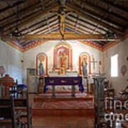 Mission San Antonio De Padua 3 Art Print