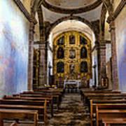 Mission San Javier Art Print