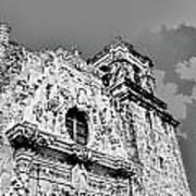 Mission San Jose San Antonio Tx Art Print