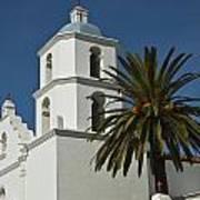Mission San Luis Rey Iv Art Print