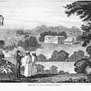Missionary College, 1837 Art Print