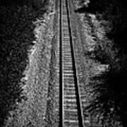Missouri Pacific Railway Art Print