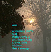 Mist 2 Art Print