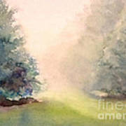 Misty Morning 2 Art Print
