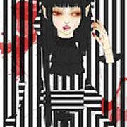 Miyu Art Print