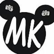 MK Art Print