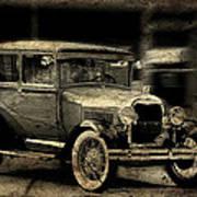 Model T No. 2 Art Print