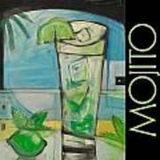 Mojito Poster Art Print