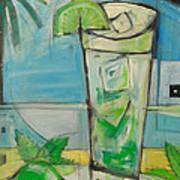 Mojito2 Art Print