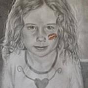 Mommy Loves Me Art Print by Joanna Gates
