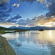 Mono Lake Majesty - California Print by Brendan Reals