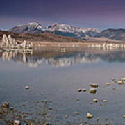 Mono Lake Panorama Art Print