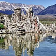 Mono Lake Yosemite Art Print