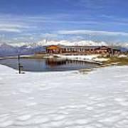 Monte Tamaro - Alpe Foppa - Ticino - Switzerland Art Print by Joana Kruse