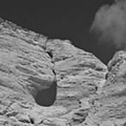 Monument Rocks 3 Art Print