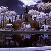Monument To The Battle Of Carabobo Art Print