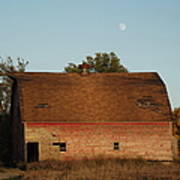 Moon Barn IIi Art Print