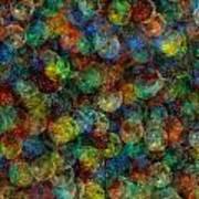 Moon Of Colors Art Print