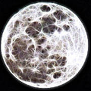 Moon Print by Stephen Younts